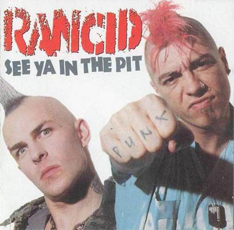 Rancid 'Live in London 1995'