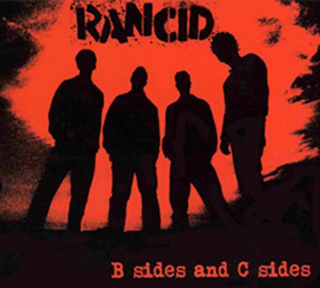 Rancid Deliver Vinyl Pressing of 'B Sides and C Sides'