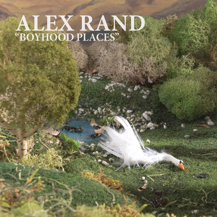 "Look Vibrant's Alex Rand Plots Solo EP, Premieres ""Boyhood Places"""
