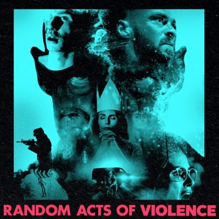 Alexisonfire's Wade MacNeil Unveils Soundtrack for Jay Baruchel's 'Random Acts of Violence'