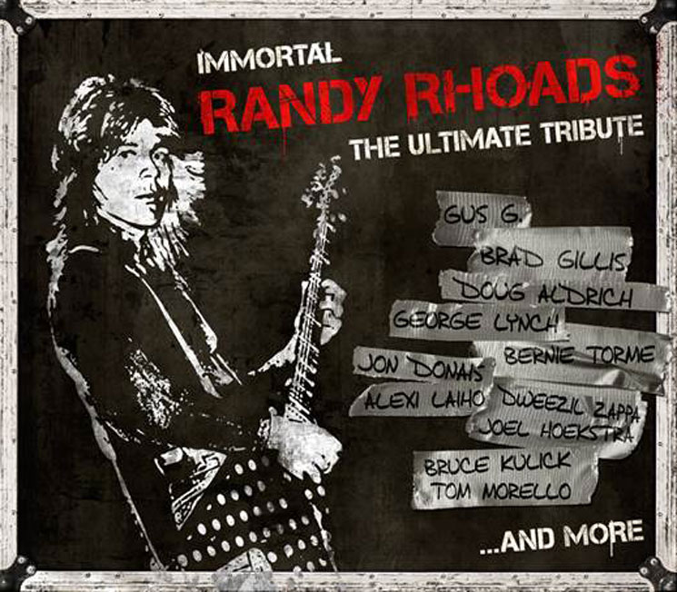 Randy Rhoads Gets Tribute Album with Tom Morello, Serj Tankian