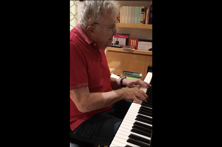 Randy Newman Urges You to 'Stay Away' with New Song