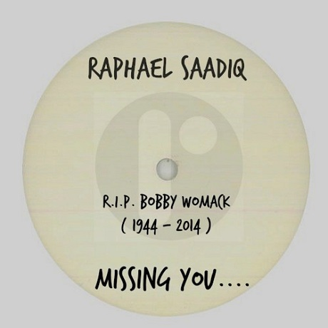 Raphael Saadiq 'Gonna Miss U'