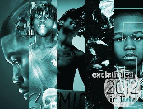 Top 10 Rap Mixtapes of 2012