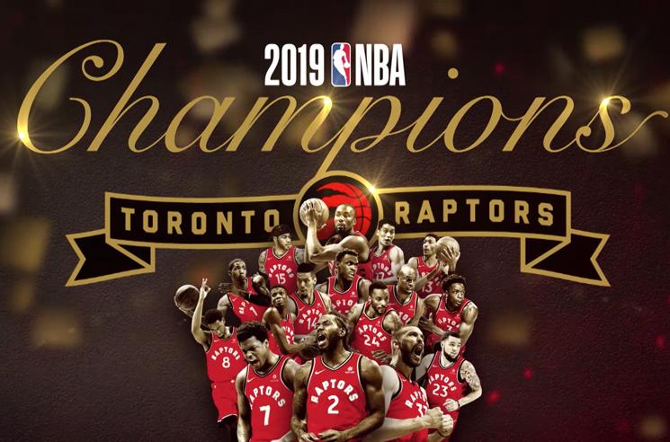 Toronto Raptors Championship Film Gets a Release Date
