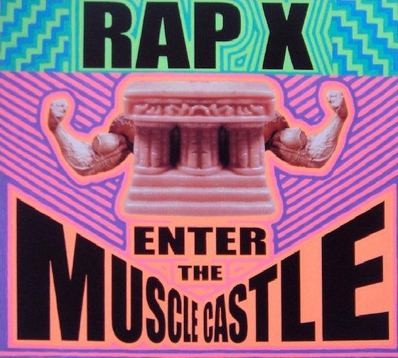 Rap X 'Enter the Muscle Castle' (album stream)
