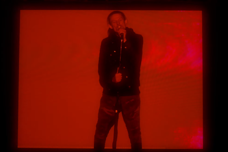 Hamilton's Rarity Return with 'Leave It Alone'