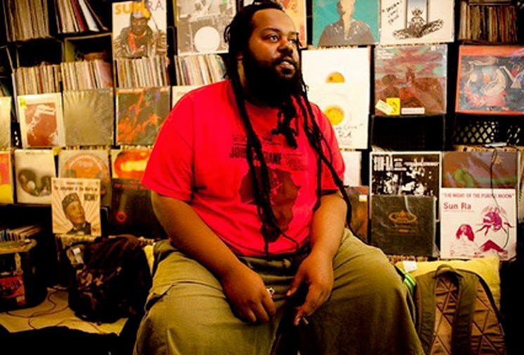 R.I.P. Brainfeeder Producer Ras G