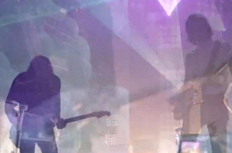 Ratatat 'Pricks of Brightness' / 'Cream on Chrome' (live on 'Daly')