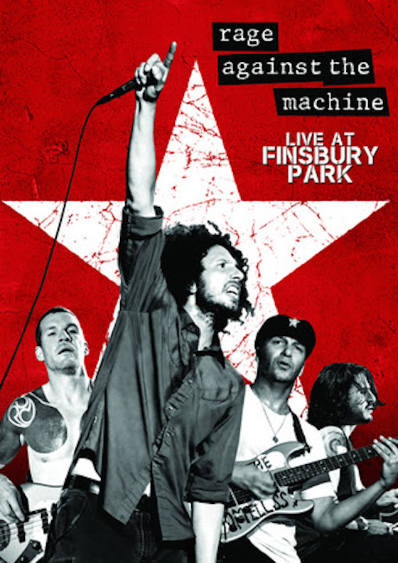 Rage Against the Machine Ready 'Live at Finsbury Park' DVD