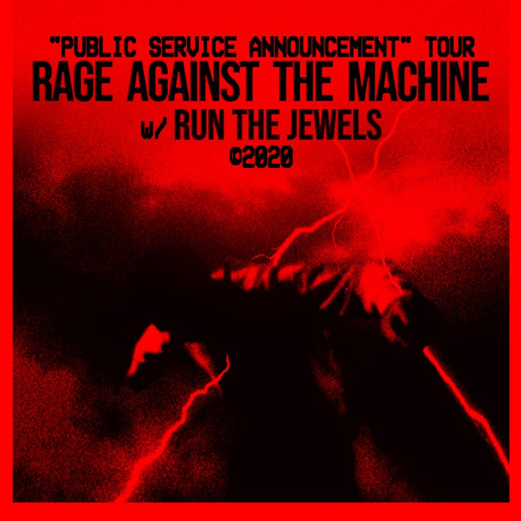 Rage Against the Machine and Run the Jewels Detail North American Tour