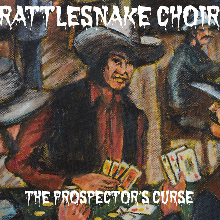Rattlesnake Choir Fall Under 'The Prospector's Curse' on New LP, Premiere First Single