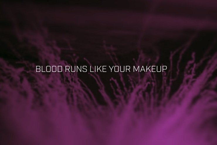 The Raveonettes 'Run Mascara Run' (lyric video)