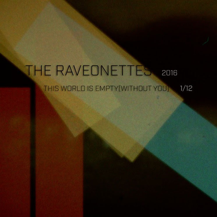 "The Raveonettes Return with ""Anti-Album,"" Share ""This World Is Empty (Without You)"""