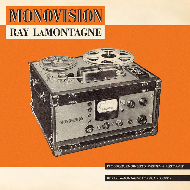 Ray LaMontagne Celebrates Simple Pleasures on Intimate 'Monovision'