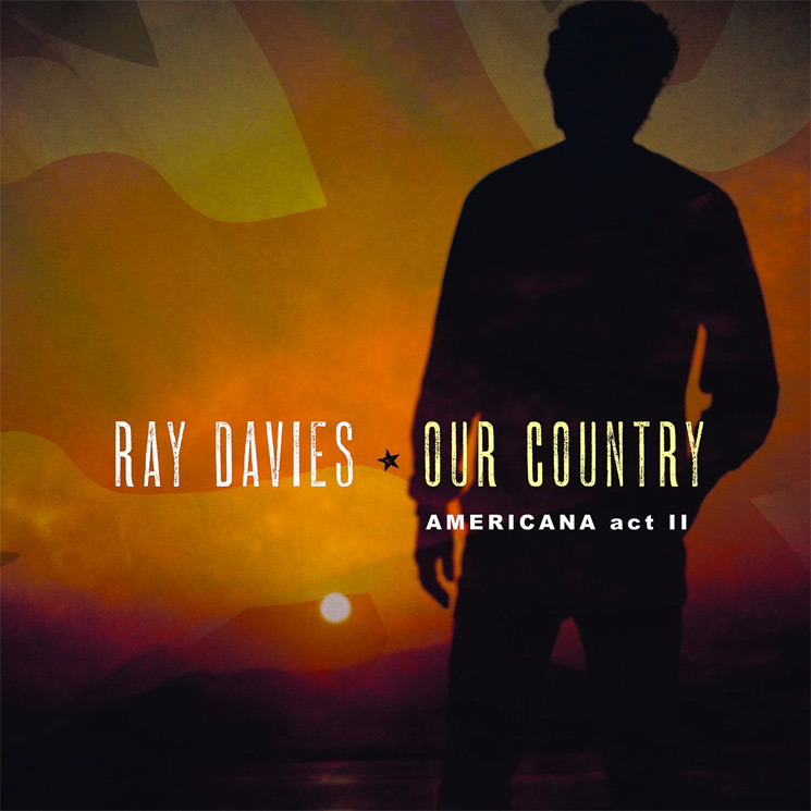 The Kinks' Ray Davies Returns with New 'Our Country' Solo Album