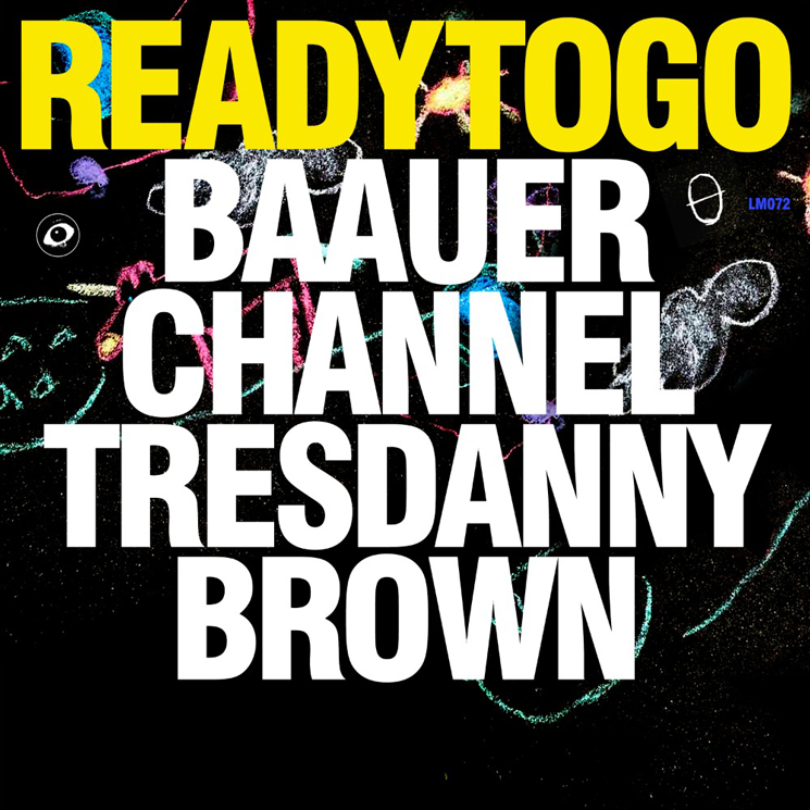 "Danny Brown, Baauer and Channel Tres Collide on ""Ready to Go"""