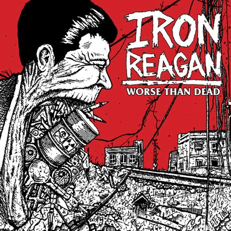 "Iron Reagan ""Bodies"""