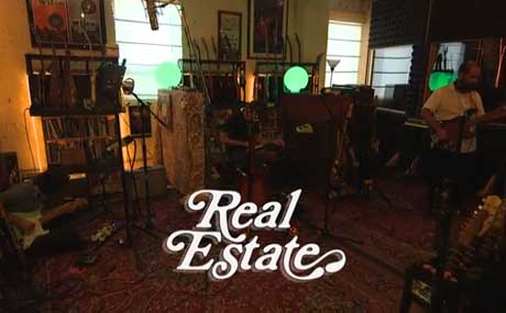 Real Estate Tease Third Album with New Trailer