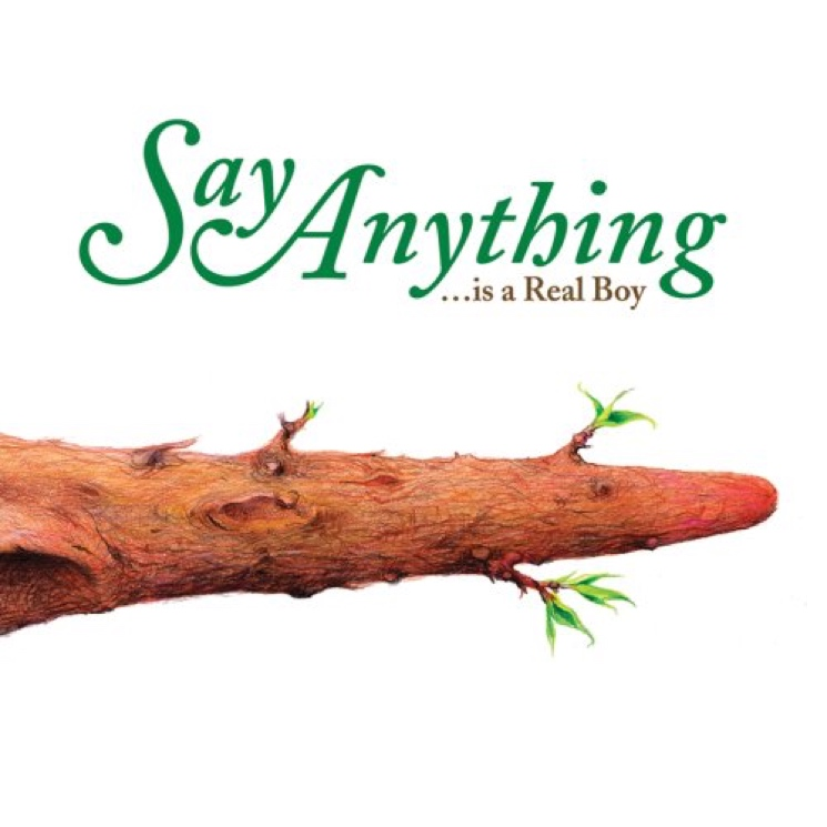 Say Anything Announce '...Is a Real Boy' 10th Anniversary Box Set