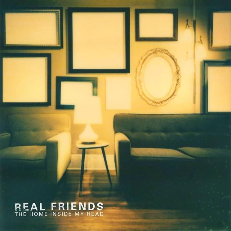 Real Friends The Home Inside My Head