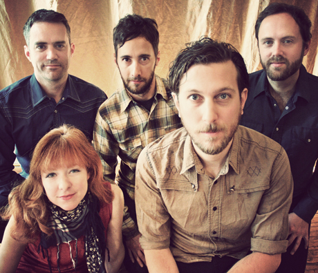 Great Lake Swimmers Pen Original Score for New E-Book