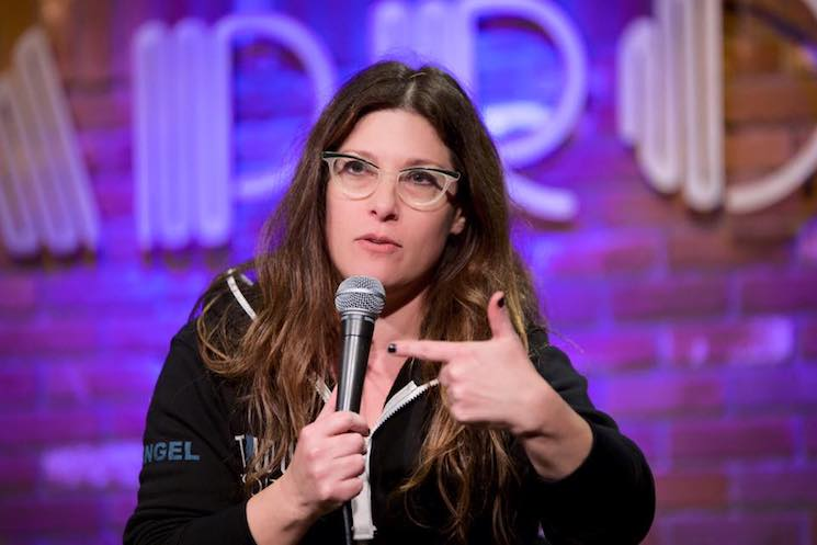 Comedian Rebecca Corry Discusses the Fallout from Speaking Out About Louis C.K.