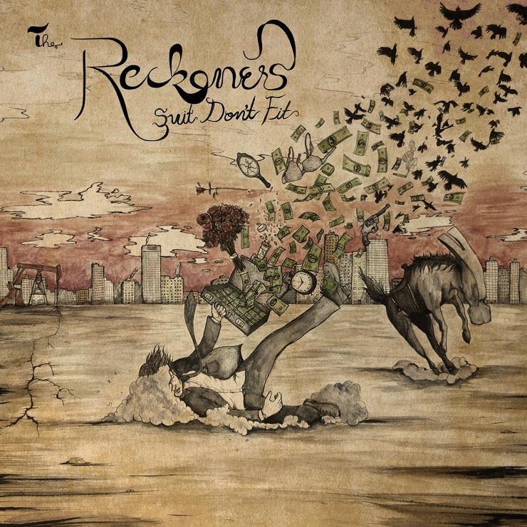 The Reckoners 'Suit Don't Fit' (album stream)