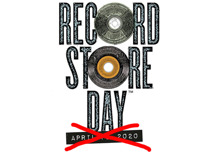 Record Store Day 2020 Postponed Until June over Coronavirus Fears