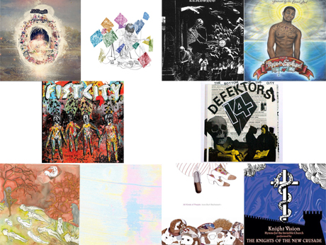 10 Great Albums You May Have Missed in 2010