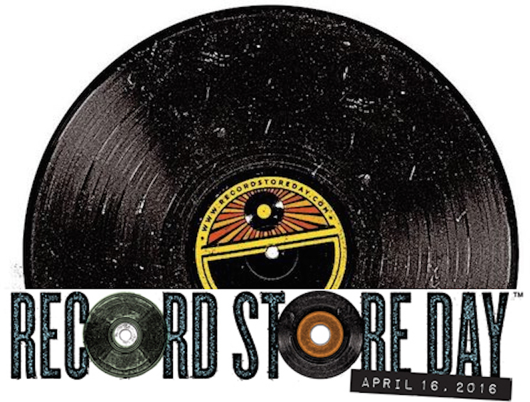 Record Store Day Reveals Full List of 2016 Exclusives