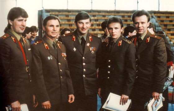 Red Army Gabe Polsky