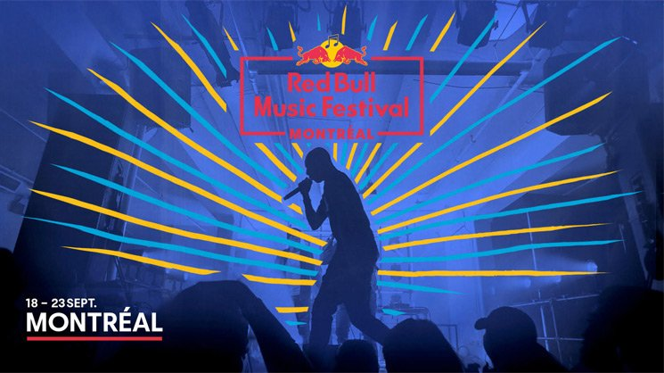 Red Bull Music Festival Unveils Montreal Lineup