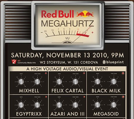 Black Milk, Mixhell, Megasoid, Felix Cartal Take Over Vancouver for Megahurtz Festival