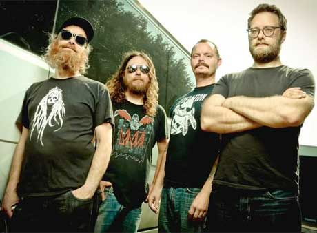 Red Fang Flesh Out North American Tour Behind 'Whales and Leeches,' Play Vancouver