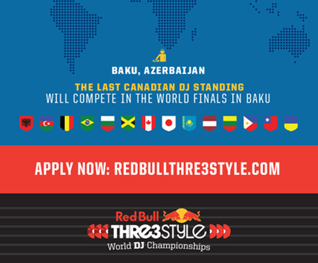 Red Bull Thre3style Opens 2014 Applications for Reformatted DJ Competition