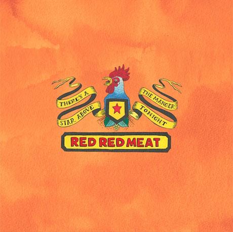 Red Red Meat Launch Vinyl Reissue Campaign