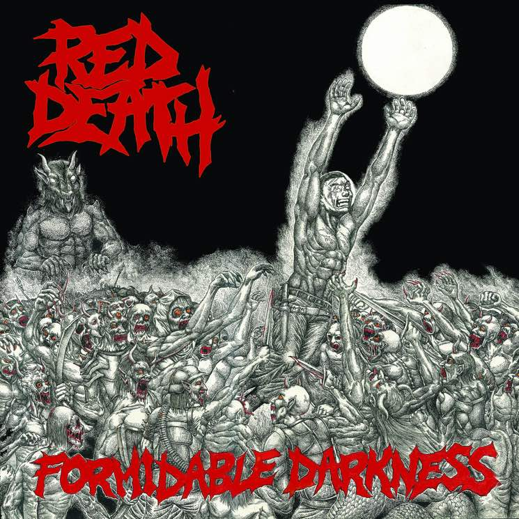 Red Death Formidable Darkness