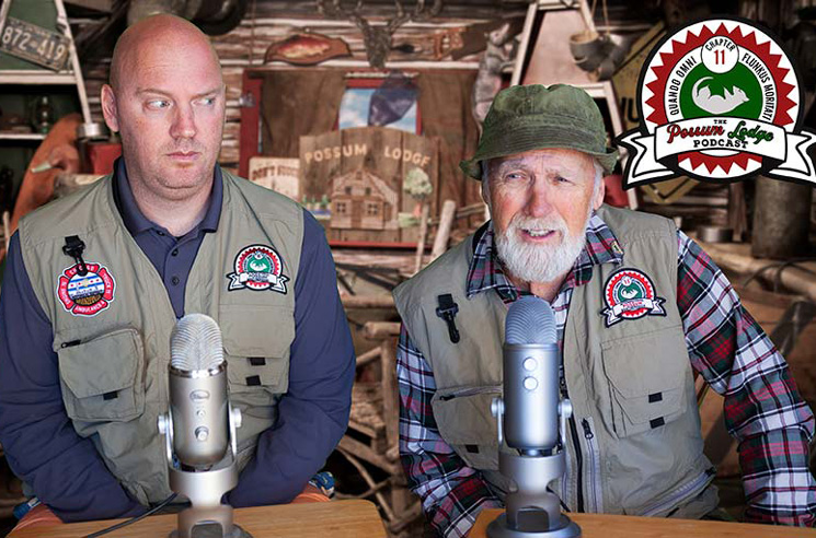 Red Green Is Launching a 'Possum Lodge Podcast'