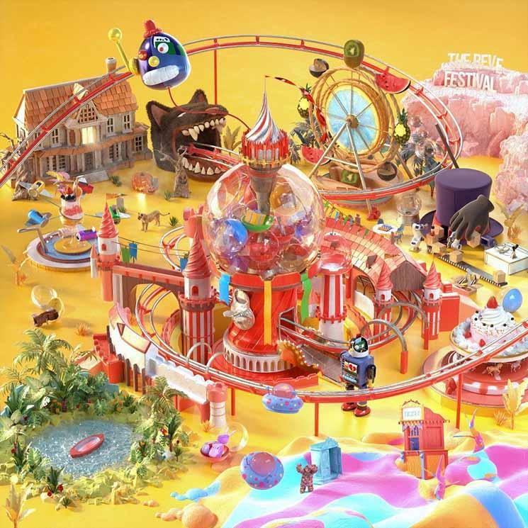 Red Velvet 'The ReVe Festival' Day 1