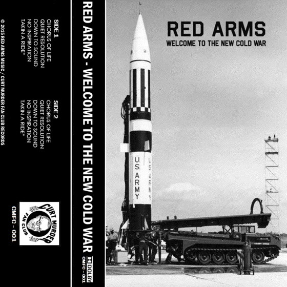 Red Arms 'Welcome to the New Cold War' (EP stream)