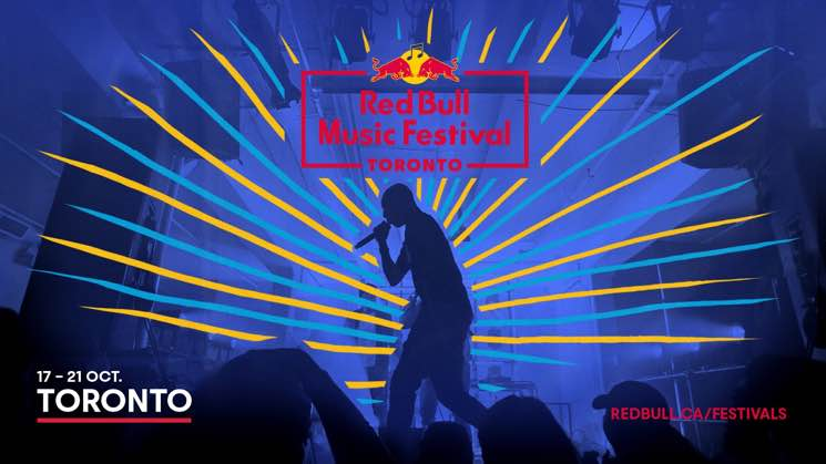 ​Red Bull Music Festival Reveals Toronto Lineup