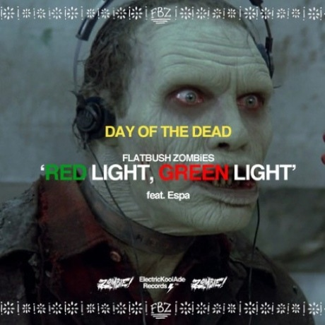 "Flatbush Zombies ""Red Light, Green Light"""