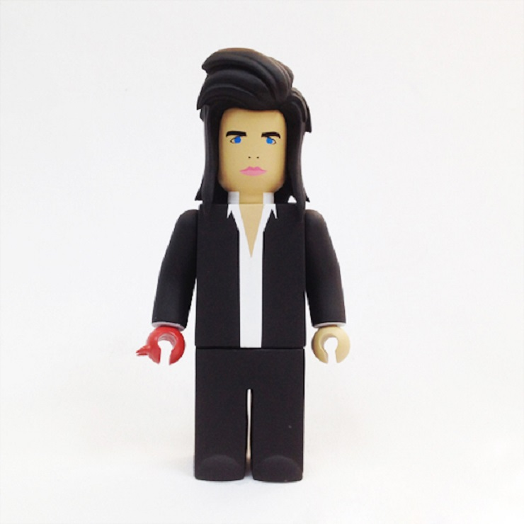 Nick Cave Toasted in New Toy Series