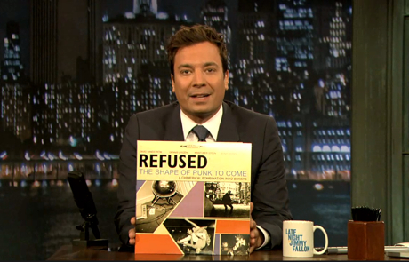 """Refused """"New Noise"""" / """"The Shape of Punk to Come"""" (live on 'Fallon')"""