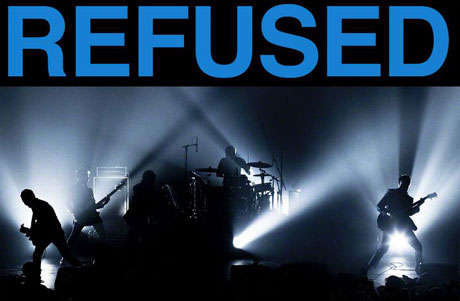Refused Bring Their Reunion to a Close with Final Shows