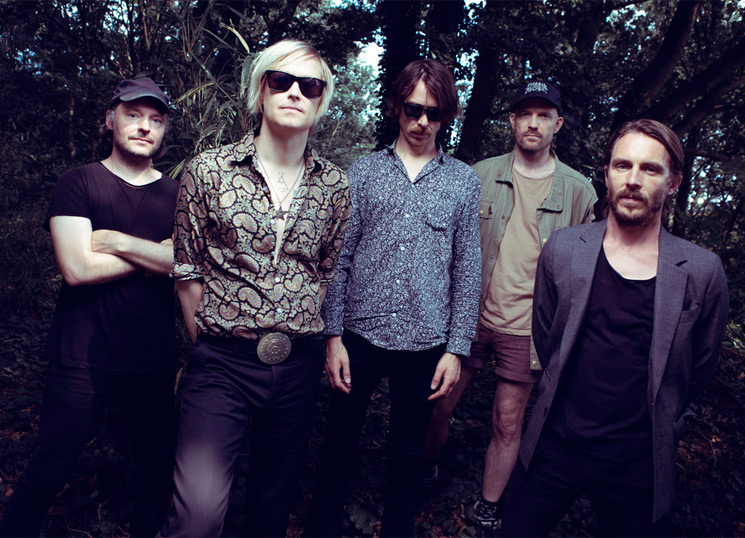 "Refused Share Meta Music Video for ""Blood Red"""