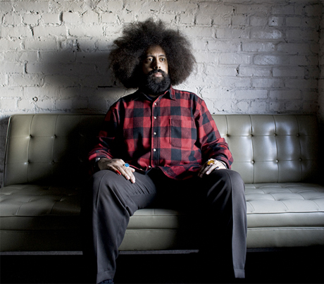 Reggie Watts 'Legend' (original score)