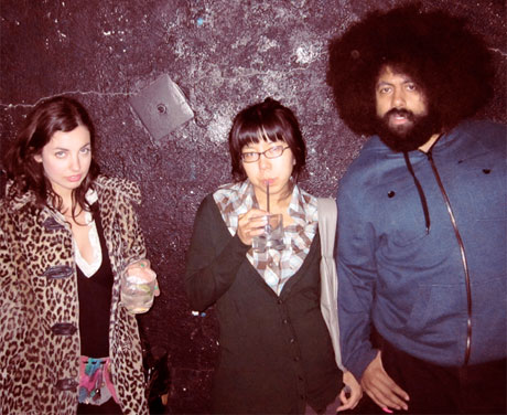 Reggie Watts Joins Eagle and Talon