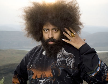 Reggie Watts Named Bandleader for 'Late Late Show with James Corden'